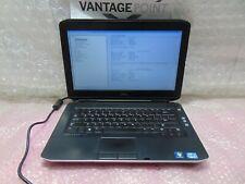 DELL LATITUDE E5430 J7GHKX1 14'' I3-3110M 2.4GHZ/4GB/320GB HDD *NO BATT*