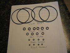 Honda  Carburetor O-ring set  V65, V45, VF1000  Rebuild Kit Magna, Sabre, Shadow