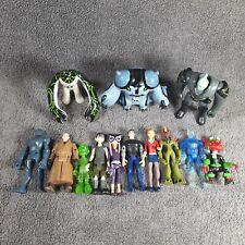 Ben 10 Action Figures x 13 Mixed Bundle