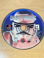 Playstation 1 Ps1 Star Wars Dark Forces Video Game Disc Only Tested Works !