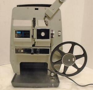 Sears Du-All Eight 8mm movie projector