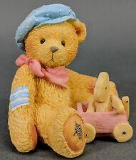 Cherished Teddies ~ Harrison - We're Going Places (911739) *Mint*