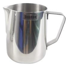 Dianoo Milk Frother Pitcher Stainless Steel Milk Cup Espresso Latte Art Coffee