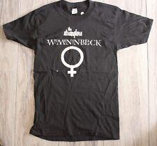 Rare Vintage The Stranglers Women In Black M Promo Shirt Gospel Meninblack Punk