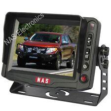 "5"" LCD Reversing Camera Monitor With Three Camera Inputs"