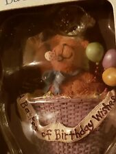 Boyds BasketBearies A Basket of Birthday Wishes 24709 New