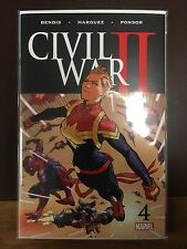 Civil War II #4 Marvel Comics 9.2 NM- or better
