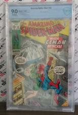 Amazing Spider-Man #92 CBCS 9.0  Romita/Kane art. Stan Lee Story