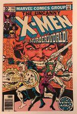 Old High Grade Marvel Comic The Uncanny X-Men #146 (Jun 1981, Marvel)