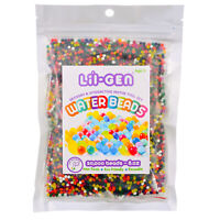 Li'l Gen Water Beads, 20,000 Beads - Colorful Plant Jelly Beads Vase Refill