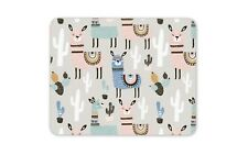 Fun Llama Mouse Mat Pad - Girls Funny Lama Animal Camel Gift PC Computer #8788