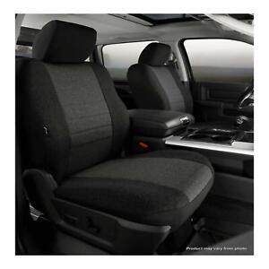 Fia OE38-15 CHARC Front Bucket Seat Cover for 03-07 Silverado/Tahoe/Yukon/Sierra