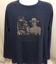Loggins & Messina Long Sleeve Mens Shirt Sz XL Cotton Kenny And Jim