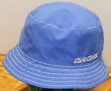 BOYS YOUTH REVERSIBLE DAKINE BUCKET HAT IN VERY GOOD CONDITION