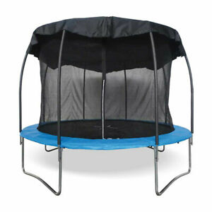 Trampoline Sun Shade From Direct Sun Rays And Extend Its Lifespan With This T1