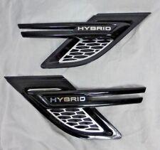 Range Rover Sport OEM L494 2014+ Side Vent Pair Gloss Black Ingot HYBRID New