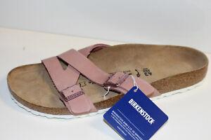 Birkenstock Pantolette altrosè Gr. 43 NEU Schmale Fußweite (#121)