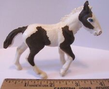 Schleich 2004 Horse Pony Colt Farm Animal Collector Toy Germany Pinto Mustang