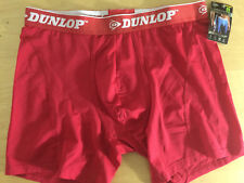 NWT DUNLOP AIR 57 MEN'S 2ND SKIN SEXY NO FLY-POUCH CONTOUR MESH BOXER BRIEF - M