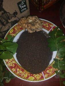 ceylon tea organic pure black tea 100% fresh natural high quality healthy 250g