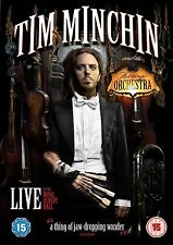 Tim Minchin and The Heritage Orchestra Live at The Royal Albert Hall NEW R2 DVD