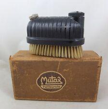 Mutax relleno cepillo Berlin 30er DRGM baquelita OVP Antique fillable Brush Bakelite
