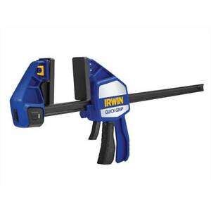 """Irwin Quick-Grip 10505945 Heavy Duty One-Handed Bar Clamp / Spreader 600mm / 24"""""""