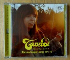 TURID Stars and Angels: Songs 1971-75 CD - Swedish Folk Singer