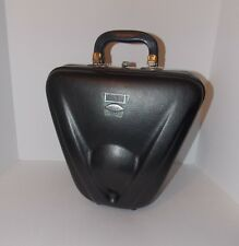 Vintage Bowling Bag Hard Shell Carrying Case Million Miler 300 Gray