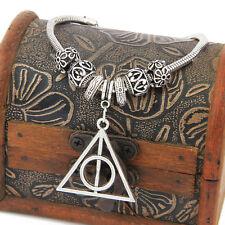 Harry Potter Vintage Bead Bangle Women Men Jewelry Bracelet Jewelry Charm Gifts