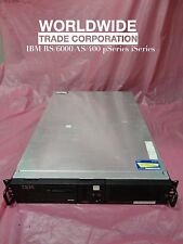 IBM 7046-B50 RS6000,375MHz,1GB Mem,73.4GB Disk,CD/Rom,no rails, 4 month warranty