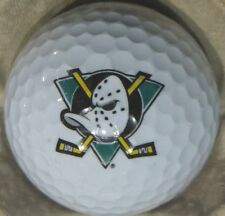 (1) ANAHEIM MIGHTY DUCKS NHL HOCKEY LOGO GOLF BALL