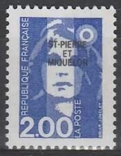 Saint Pierre et Miquelon postfris 1994 MNH 683 - Marianne