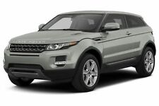 Range Rover Evoque Workshop Service Repair Manual On CD 2011 - 2013 L538