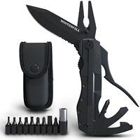 Multi tool Knife WINTERFELL Multipurpose Outdoor Folding Pocket Pliers Multitool