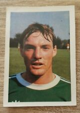 RON JANS VANDERHOUT 1980 TOPVOETBAL 1980/1981 FOOTBALL STICKER - ZWOLLE