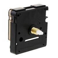 DIY Wall Clock Mechanism KS302J Battery Operated Repair Parts 16mm Shaft