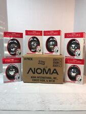 Noma Ornamotion ornament Disco Ball Vintage Collectable Christmas 1989 Box Of 6