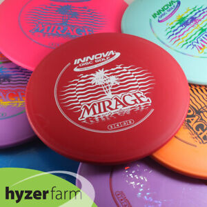 Innova DX MIRAGE *pick your weight & color* Hyzer Farm disc golf putter