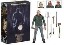 Action figure Friday the 13th Part III Jason Voorhees Ultimate 3D 18 cm Neca