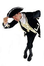 Kostüm EDELMANN Pirat Kapitän BAROCK Herren Feudalherr Gutsherr Hof Adel Gr.56 [