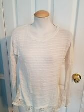 american rag sweater m #535