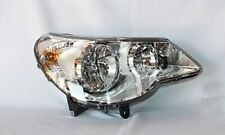 Right Side Replacement Headlight Assembly For 2007-2010 Chrysler Sebring