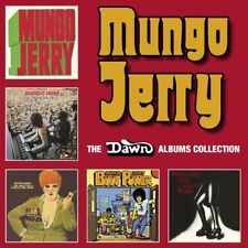 Mungo Jerry - Dawn Albums Collection [New CD] Boxed Set, UK - Import