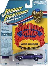 Johnny Lightning - 1:64 Muscle Cars Usa 1971 Plymouth Gtx (Bbjlmc026A6)