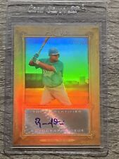 2007 Topps TURKEY RED #TRC-RNM Russell Martin - Autograph - Dodgers - FREE SHIP