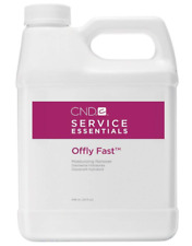 CND Essential Nail Treatment Offly Fast 946ml Perfect For CND SHELLAC GEL