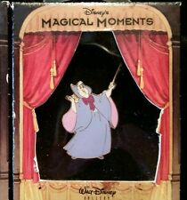 Disney Magical Moments Le 2000 Cinderella's Fairy Godmother Waving wand in box