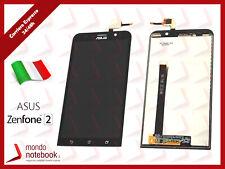 Asus ZE551ML Schermo LCD con Vetro Touchscreen per Asus ZenFone 2 Nero