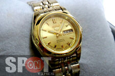 Seiko 5 Automatic 21 Jewels Ladies Watch SYMA38J1